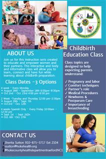 Childbirth Classes
